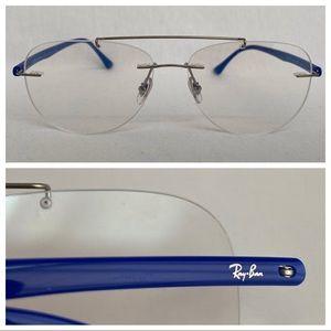 NWOT RX8749 size 54, Color 1193 - Silver/Blue